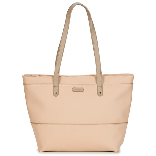 Bags Women Small shoulder bags Hexagona  Beige