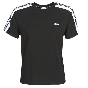 Clothing Women short-sleeved t-shirts Fila Tandy Black