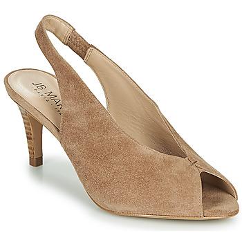 Shoes Women Heels JB Martin PIM Beige