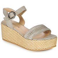 Shoes Women Sandals JB Martin 1CORSO Beige