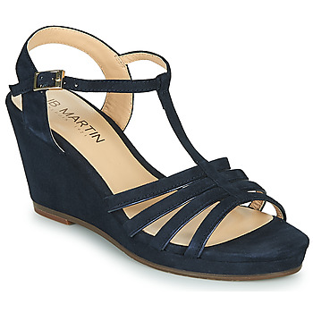 Shoes Women Sandals JB Martin QUIRA Marine
