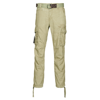 Clothing Men Cargo trousers Deeluxe TROPERY Kaki