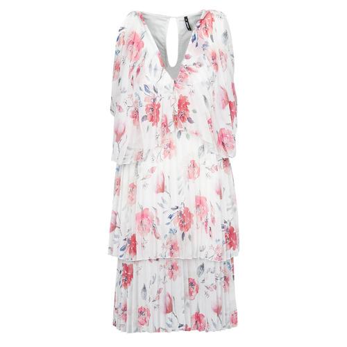 Clothing Women Short Dresses Smash VOTARY Pink