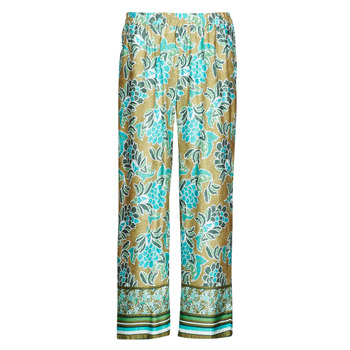 Clothing Women 5-pocket trousers Cream BAHIA Green