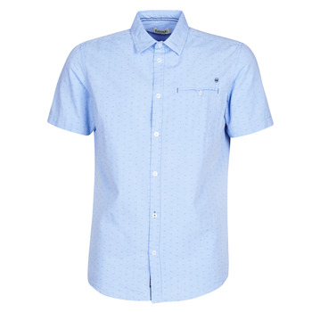 Clothing Men Short-sleeved shirts Kaporal CELO Blue