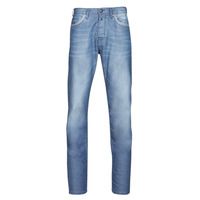Clothing Men Straight jeans Kaporal KEAN Blue / Clear