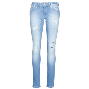 Clothing Women slim jeans Kaporal LOKA Blue