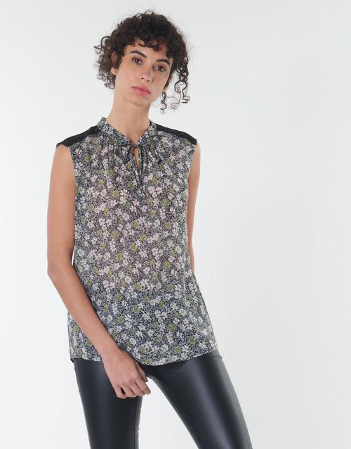 Clothing Women Tops / Blouses Ikks BQ11015-57 Multicoloured