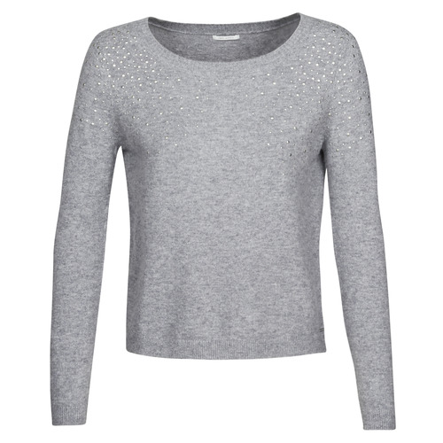 Clothing Women Jumpers Ikks BQ18195-23 Grey