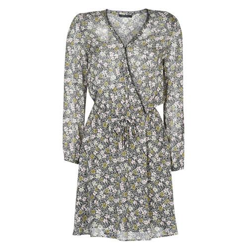 Clothing Women Short Dresses Ikks BQ30035-57 Multicoloured