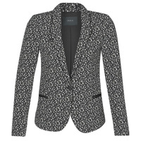 Clothing Women Jackets / Blazers Ikks BQ40025-03 Black