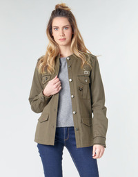 Clothing Women Jackets / Blazers Ikks BQ42025-57 Kaki