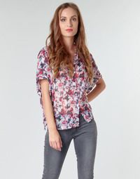Clothing Women Tops / Blouses Ikks BQ12175-13 Multicolour