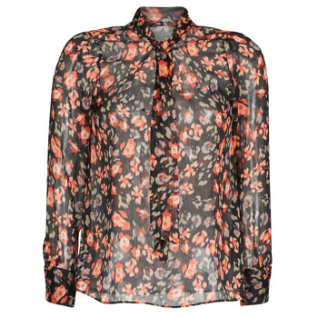 Clothing Women Tops / Blouses Ikks BQ13105-03 Multicolour