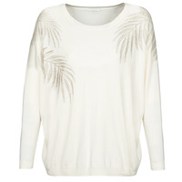 Clothing Women jumpers Ikks BQ18165-12 White