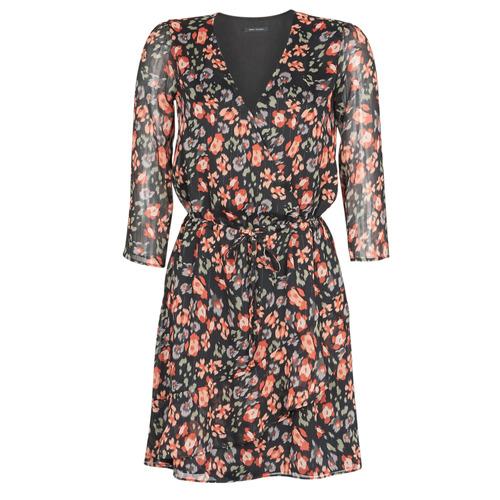 Clothing Women Short Dresses Ikks BQ30095-03 Multicolour