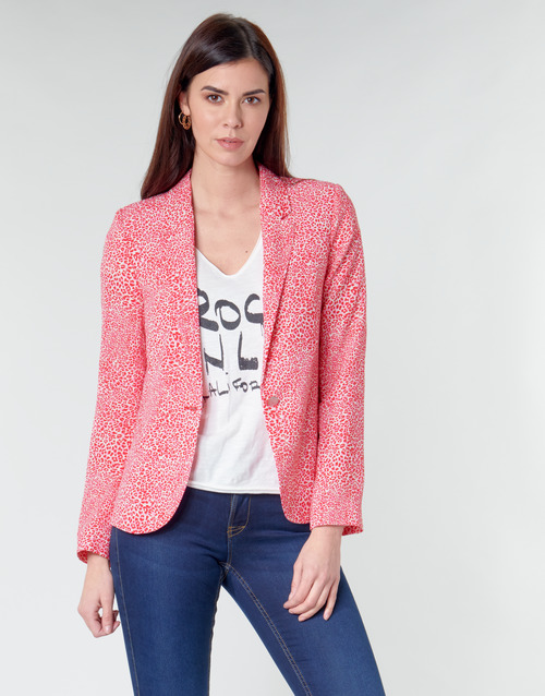 Clothing Women Jackets / Blazers Ikks BQ40165-36 Pink