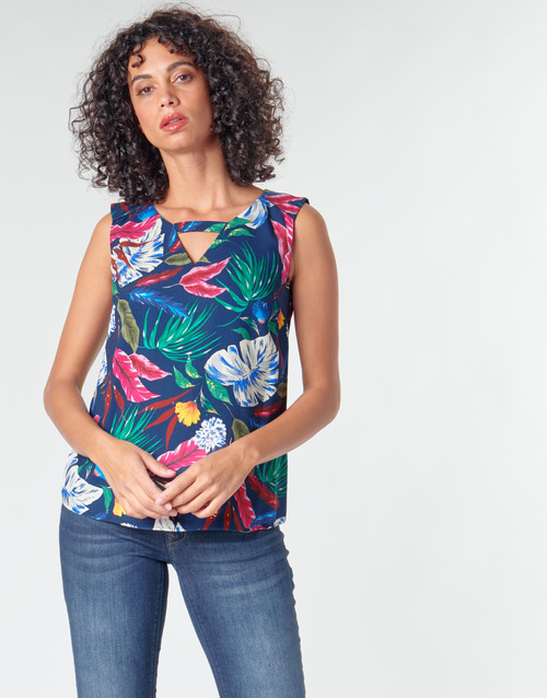 Clothing Women Tops / Blouses One Step CALDWELL Multicolour