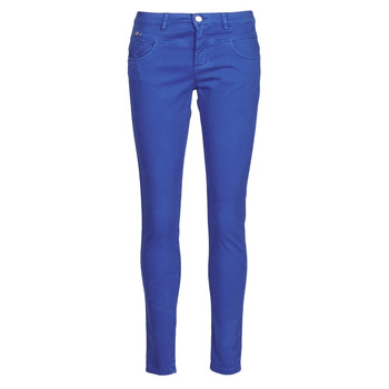 Clothing Women 5-pocket trousers One Step LE JUDY Blue