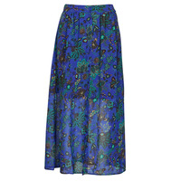 Clothing Women Skirts One Step ALIZE Blue / Green