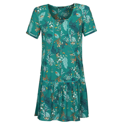 One Step RENATO Green - Free delivery  ! - Clothing Short Dresses Women   105.70