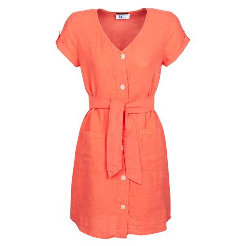 Clothing Women Short Dresses One Step RONIN Orange