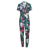 Clothing Women Jumpsuits / Dungarees One Step ROSLYN Multicolour