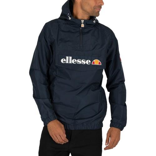 Clothing Men Macs Ellesse Mont 2 Pullover Jacket blue