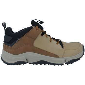 Shoes Men Boots Clarks Tri Path Mid Botas Casual de Hombre Waterproof brown