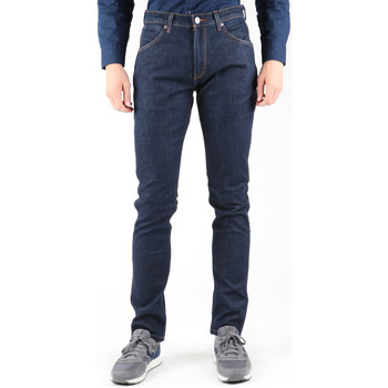 Clothing Men slim jeans Wrangler Bostin W17SW855S navy