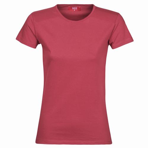 Clothing Women short-sleeved t-shirts BOTD MATILDA Bordeaux