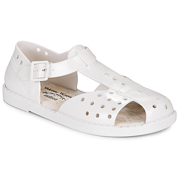 Shoes Women Sandals Melissa ABAYA White