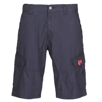 Clothing Men Shorts / Bermudas Napapijri NADI 2 Marine