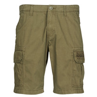 Clothing Men Shorts / Bermudas Napapijri NAAMA Kaki