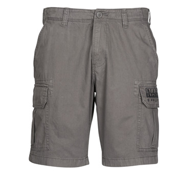 Clothing Men Shorts / Bermudas Napapijri NAAMA Grey