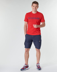 Clothing Men Shorts / Bermudas Napapijri NOTO 4 Marine