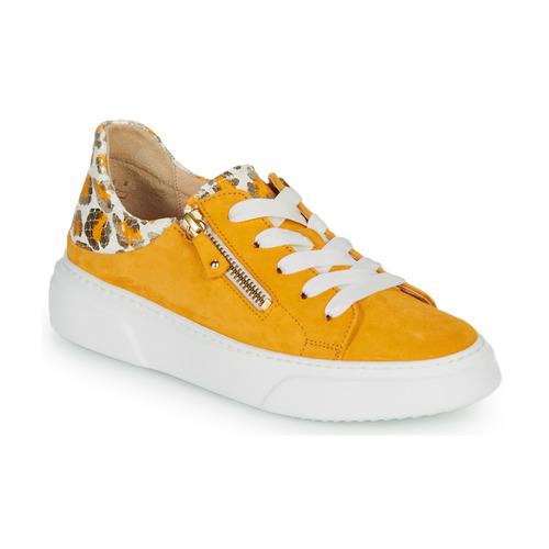 Shoes Women Low top trainers Gabor KURUKU Yellow