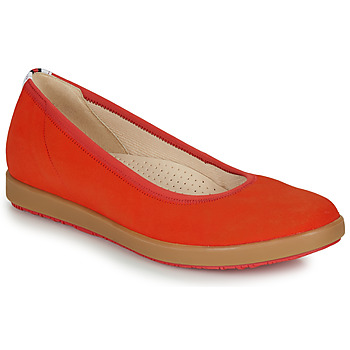 Shoes Women Flat shoes Gabor KRENE Red