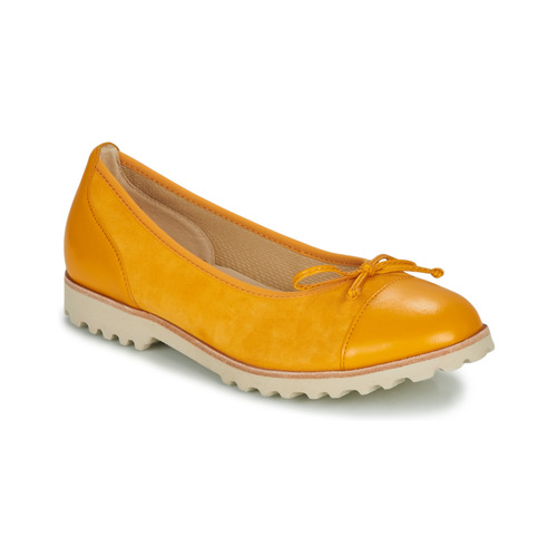 Shoes Women Flat shoes Gabor KRINE Yellow
