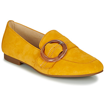 Shoes Women Loafers Gabor KROULINE Yellow