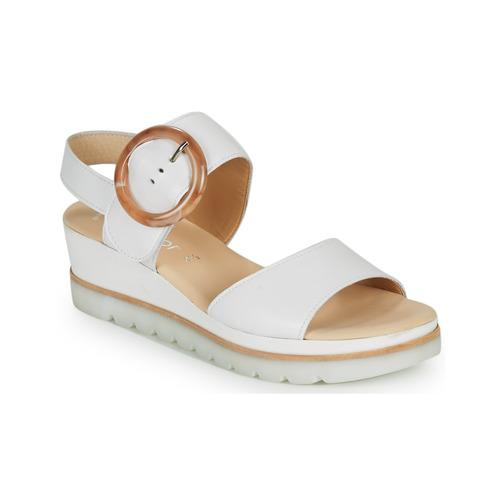 Shoes Women Sandals Gabor KOKREM White