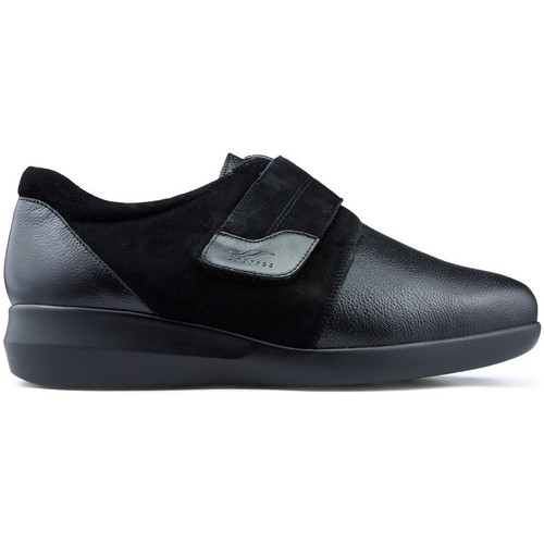 Shoes Women Derby Shoes & Brogues Dtorres LINA W  SHOES BLACK_01