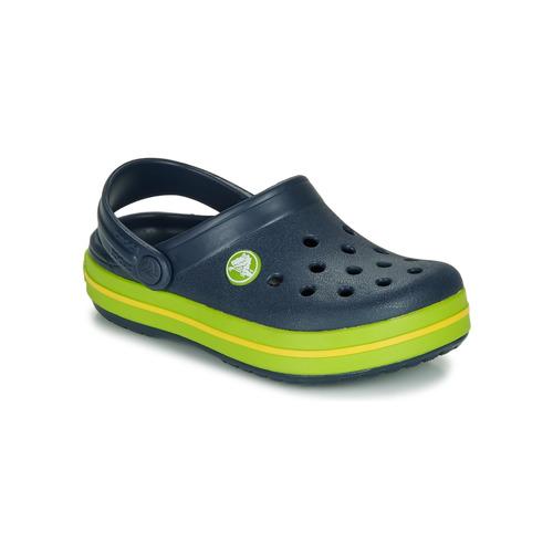 Shoes Children Clogs Crocs CROCBAND CLOG K Marine / Green
