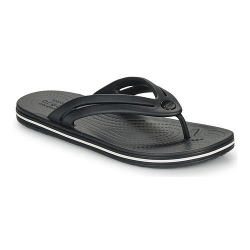 Shoes Women Flip flops Crocs CROCBAND FLIP W Black