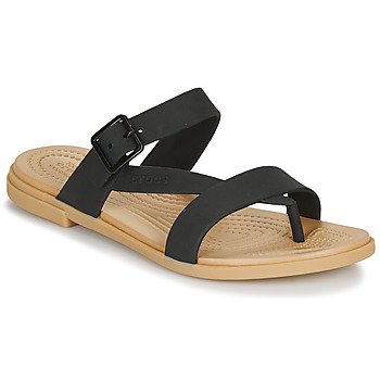 Shoes Women Sandals Crocs CROCS TULUM TOE POST SANDAL W Black