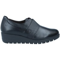 Shoes Women Derby Shoes & Brogues Pepe Menargues 1203 Zapatos Casual de Mujer black