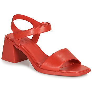 Shoes Women Sandals Camper KAROLINA Red