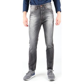 Clothing Men Slim jeans Wrangler Vedda W12ZNP21Z Navy blue