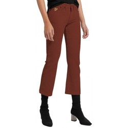 Clothing Women 5-pocket trousers Lois Pantalon Velours Bordeaux  Pana-Coty 584 Red