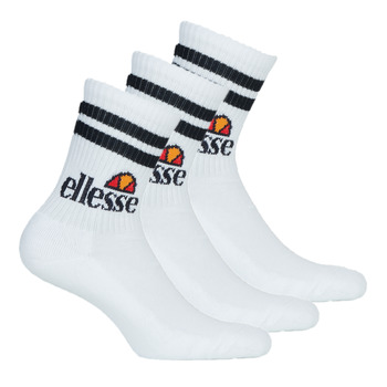Shoe accessories Sports socks Ellesse PULLO White
